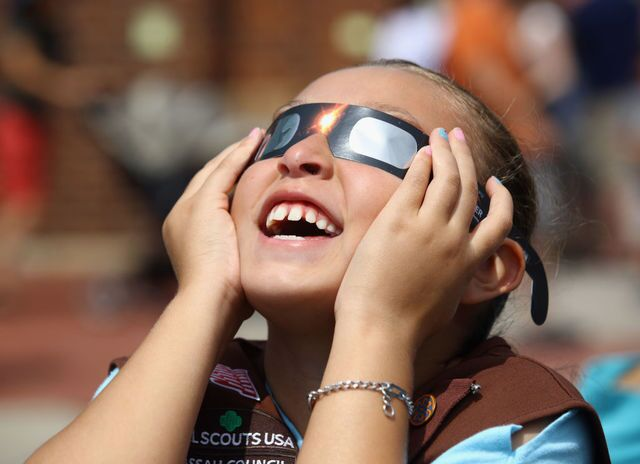 Gallery: See the stunning photos from the 2017 solar eclipse