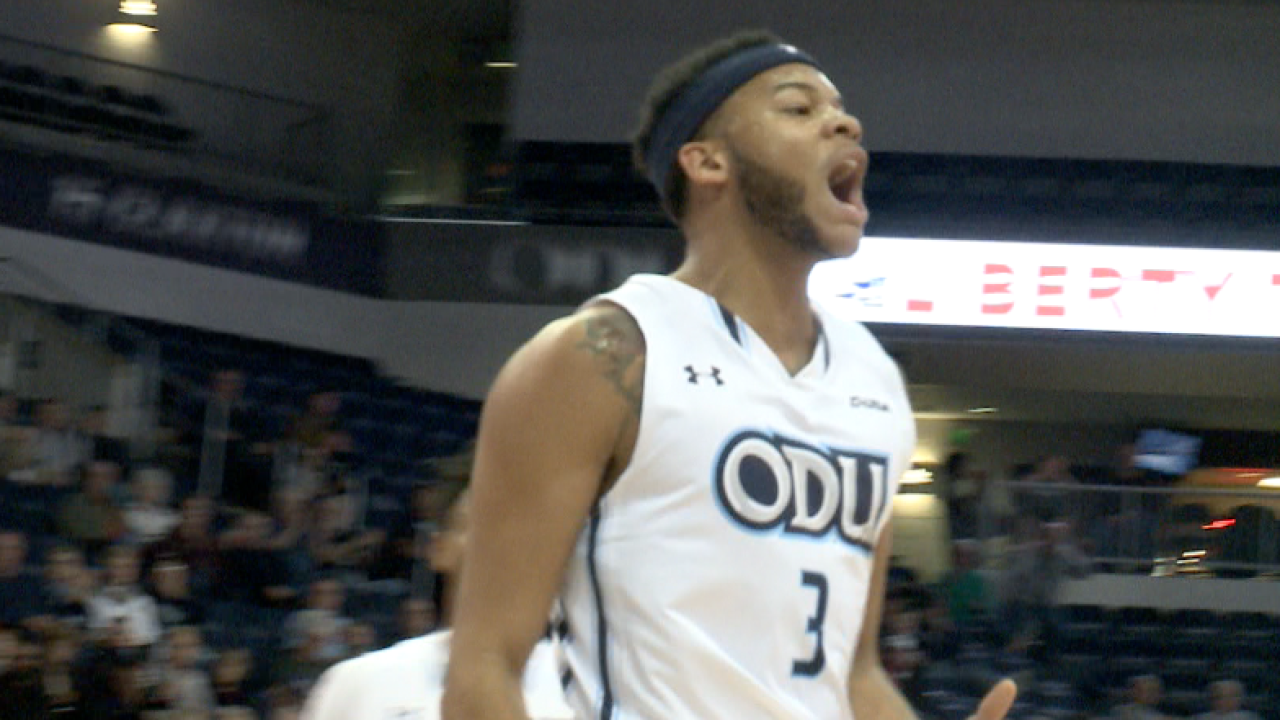 ODU and Middle Tennessee set to tussle for Conference USA's top spot Thursday night
