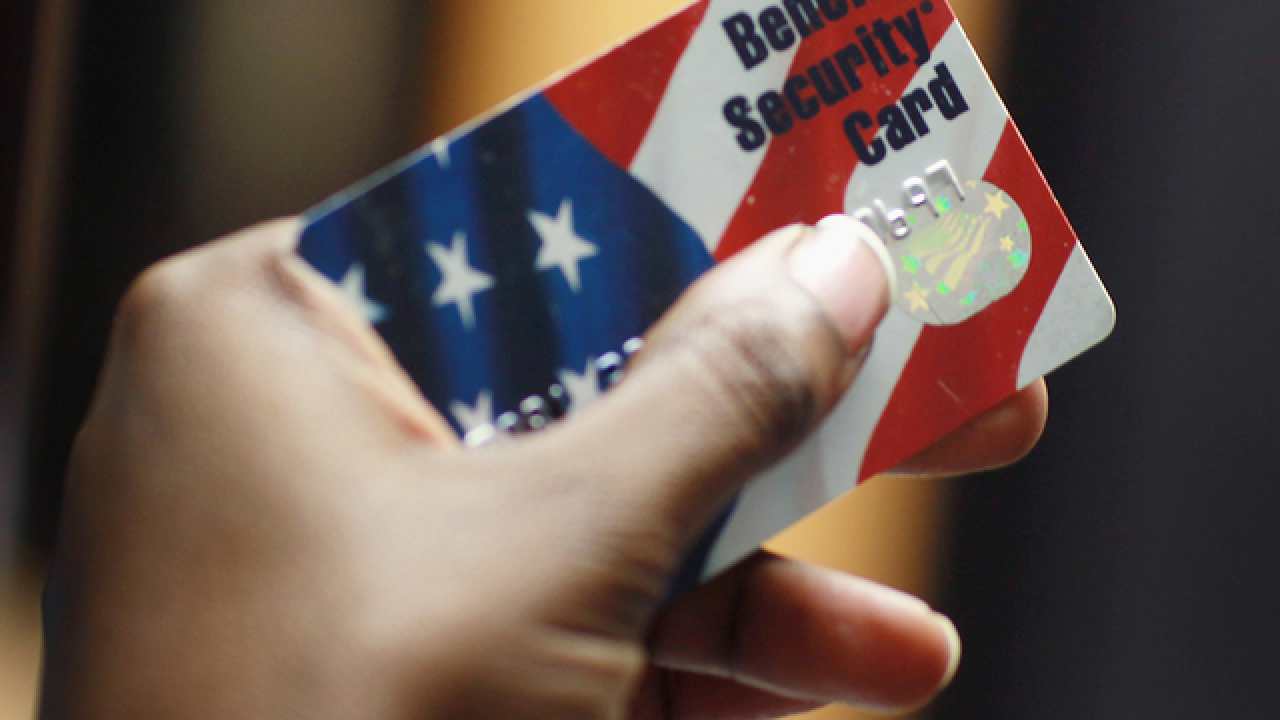 Work requirements in effect for food stamps