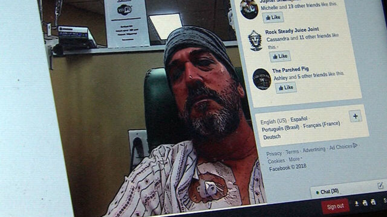 Local teacher battling cancer turns to Facebook hoping his coworkers can help