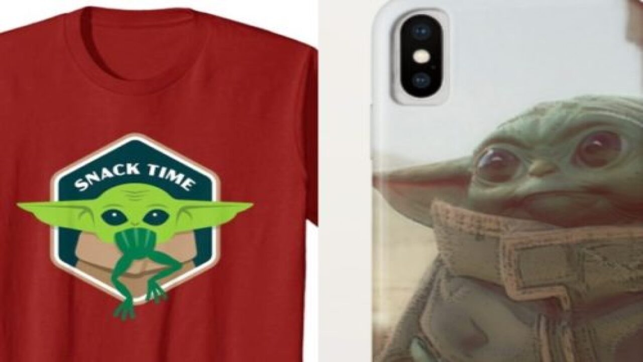 You Can Now Buy Star Wars Baby Yoda Merchandise For The Holidays