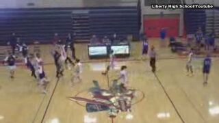 Liberty holds off Rampart for first place in conference standings