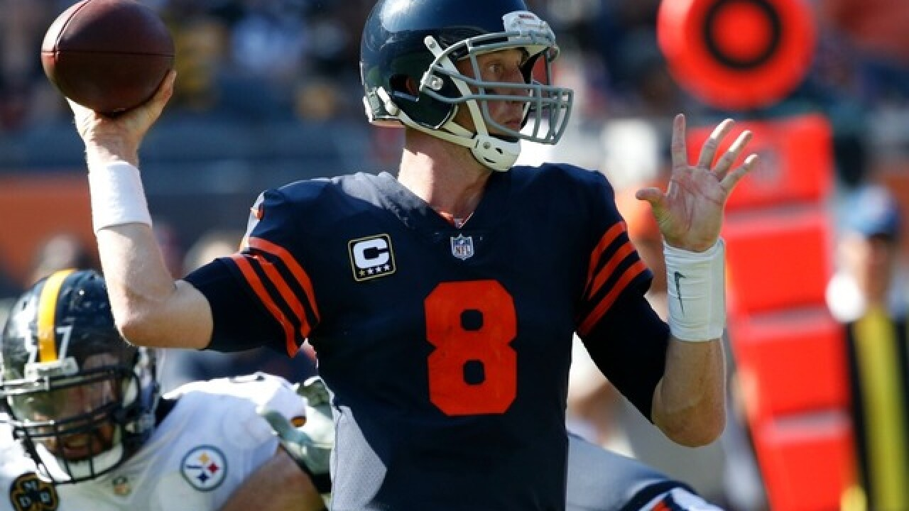 Report: Arizona Cardinals to sign quarterback Mike Glennon