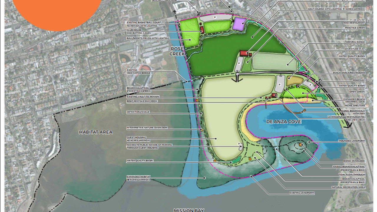 De Anza Cove plans stir controversey