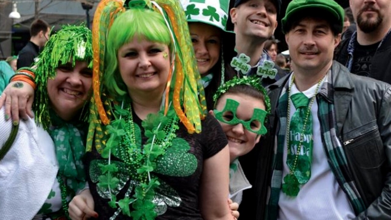 St Patrick S Day 2017 Here Are All The Places You Can