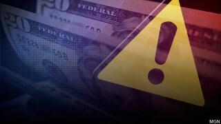 scam alert money