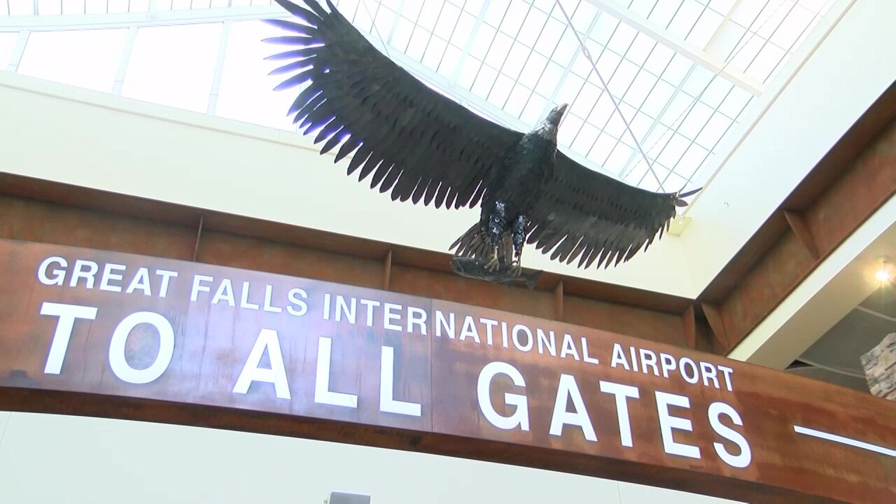 Great Falls International Airport