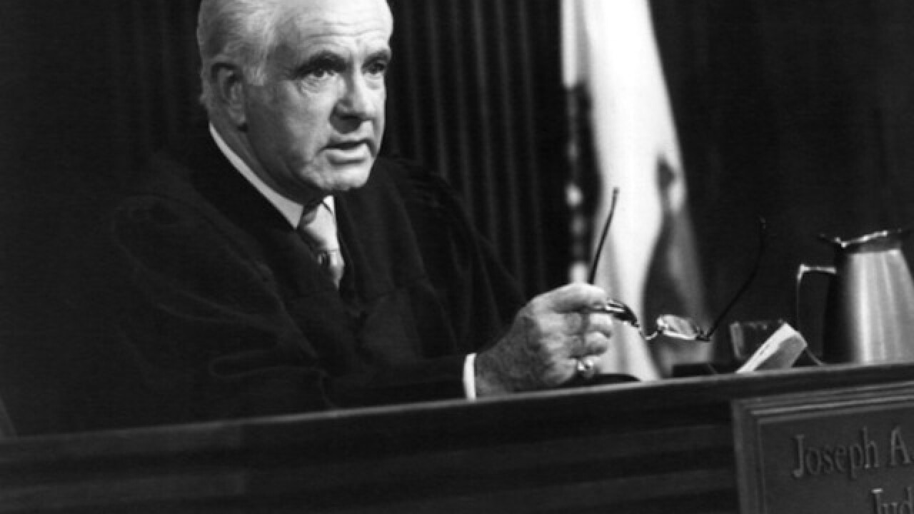 Original 'The People's Court' Judge Joseph Wapner dead at 97