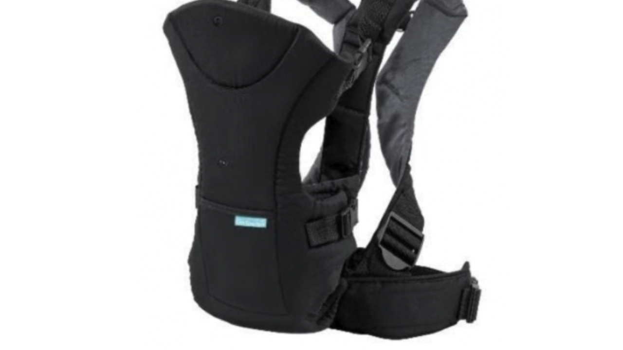 Baby carriers sold at Target, Amazon recalled over concerns of buckles breaking