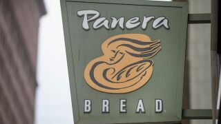 Panera Bread offering free cup of soup with every delivery
