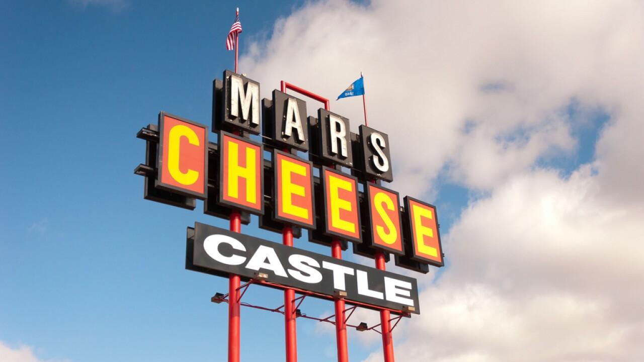 Mars Cheese Castle-Kenosha-Wisconsin-top rest stop