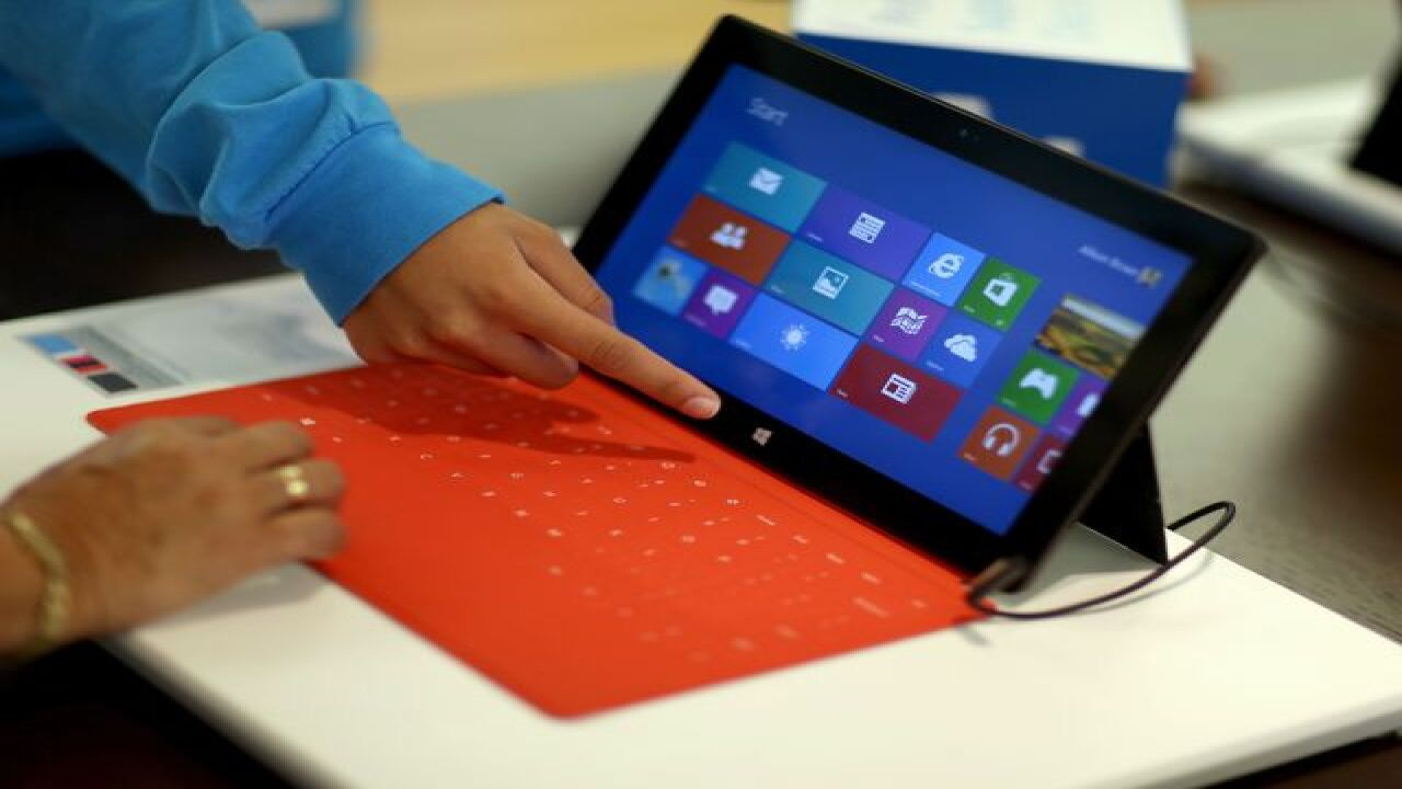 Consumer Reports: Don't buy Microsoft Surface tablet