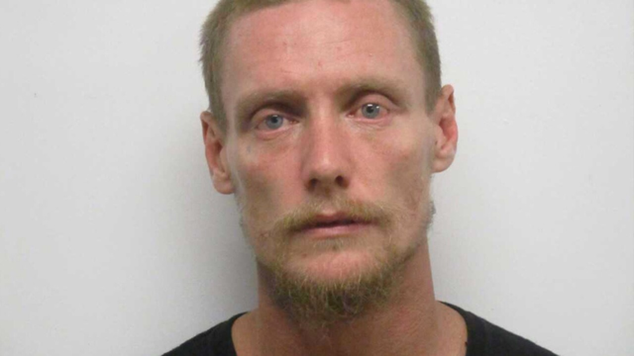 Home Invasion Suspect Arrested In Robertson County