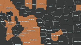 108 cases of COVID-19 in Montana; 1 death (Friday morning, March 27)