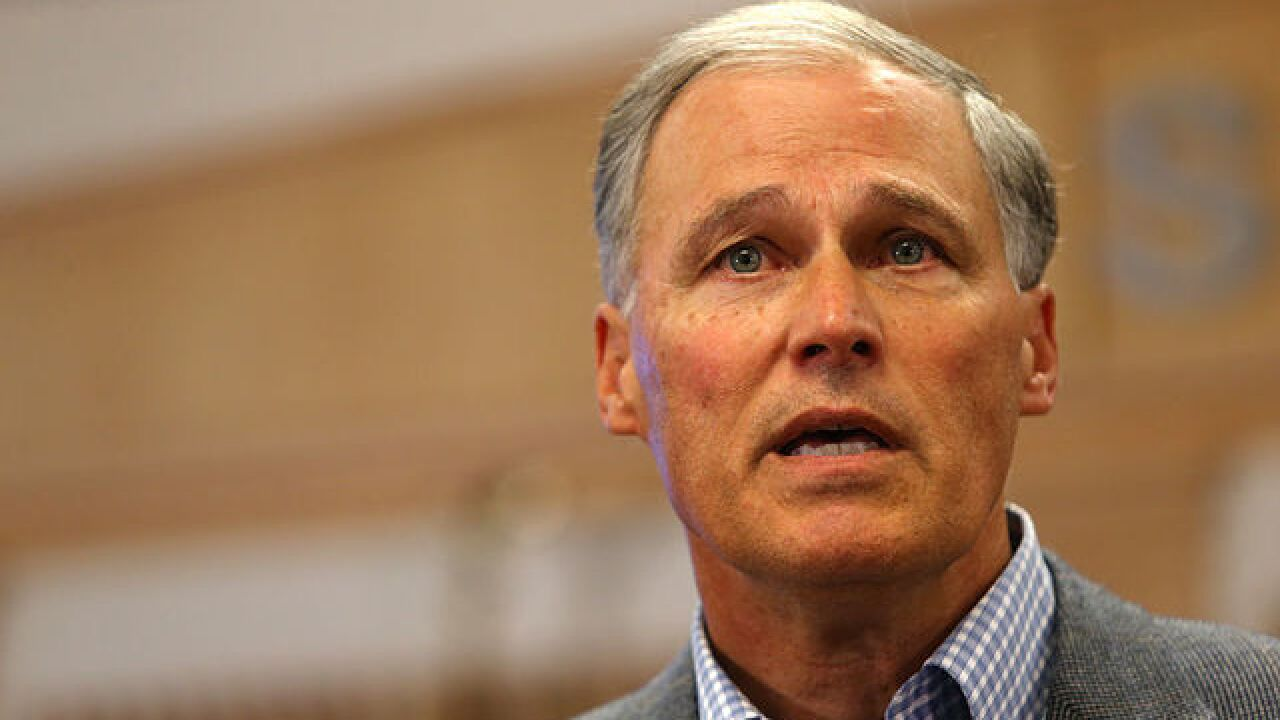 DGA chair Inslee urges Coloradans to vote for Democrat in governor's race to protect gun laws