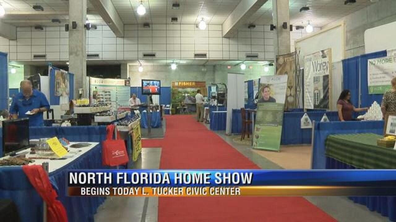 North Florida Home Show Exhibition Kicks Off