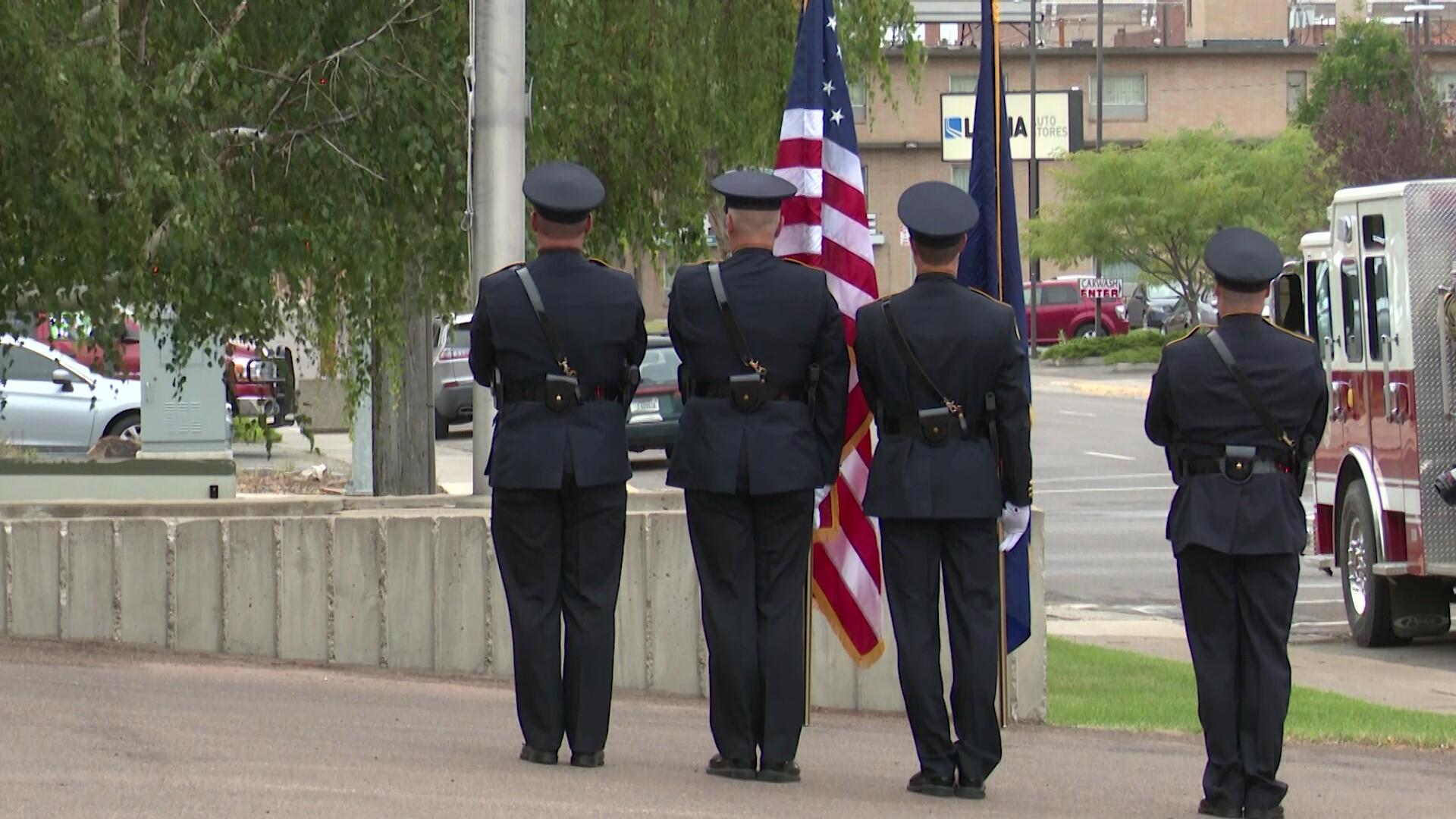 Great Falls honors 9/11 victims