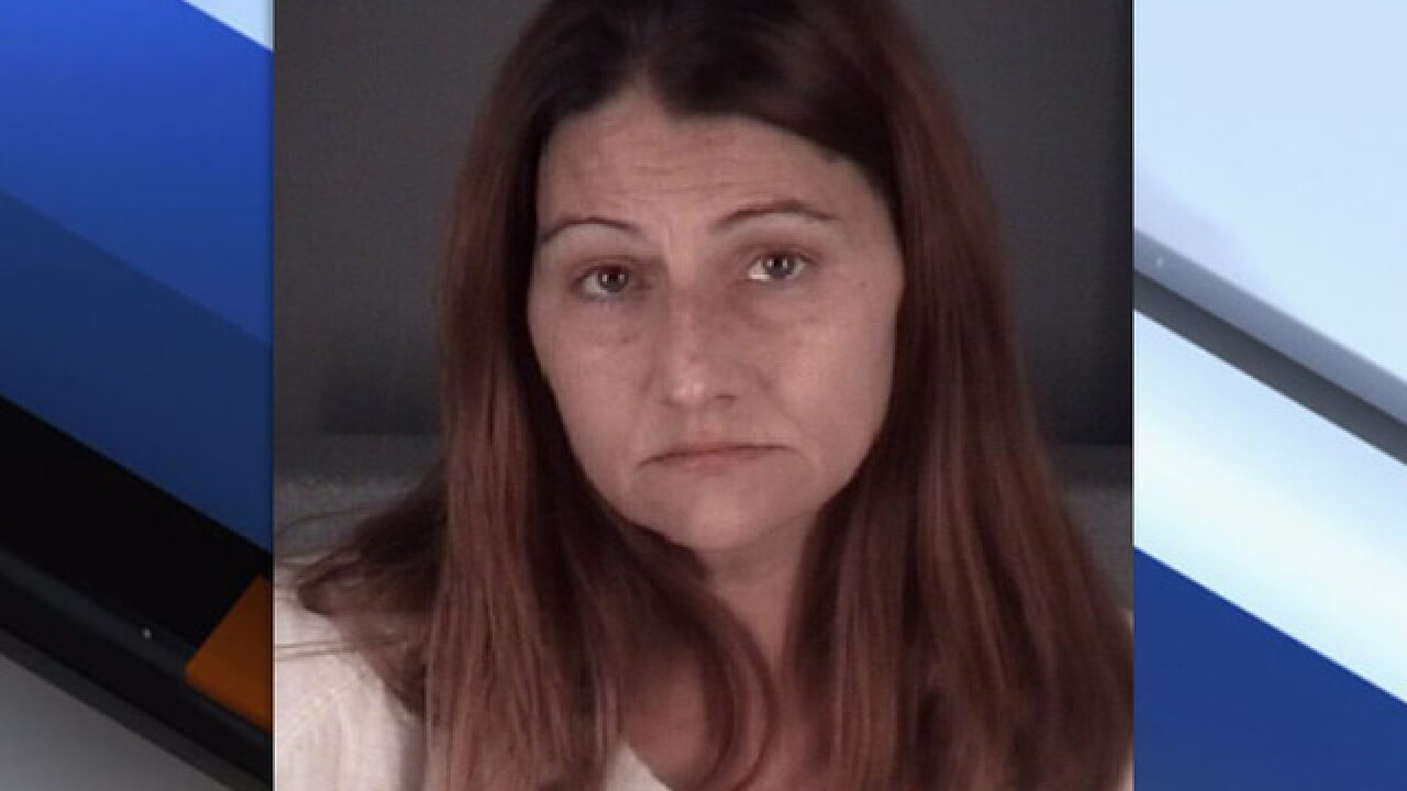 Woman arrested for bringing drugs to jury duty in Pasco County