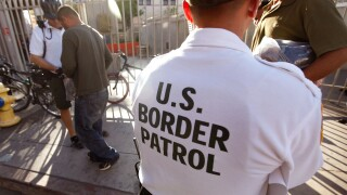 Border Patrol facility over capacity as government struggles to keep pace