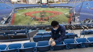 Virus Outbreak Japan Tokyo Crowds