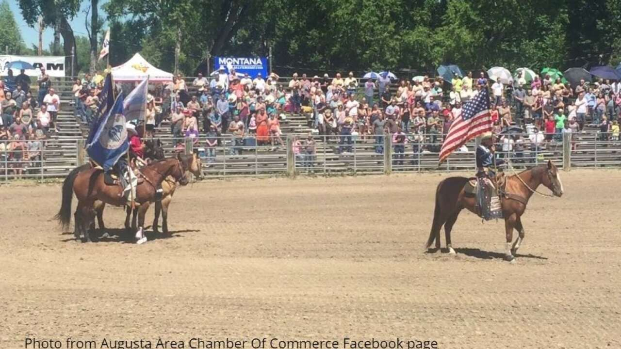 Augusta American Legion PRCA Rodeo Returns