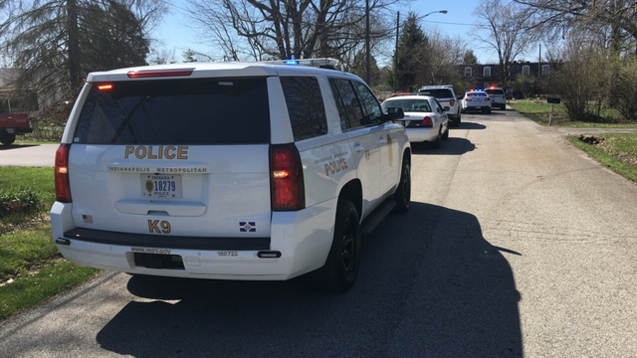 Shots fired at Lawrence officer after chase
