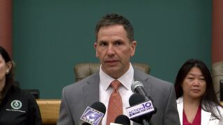 WATCH LIVE: City/county press conference