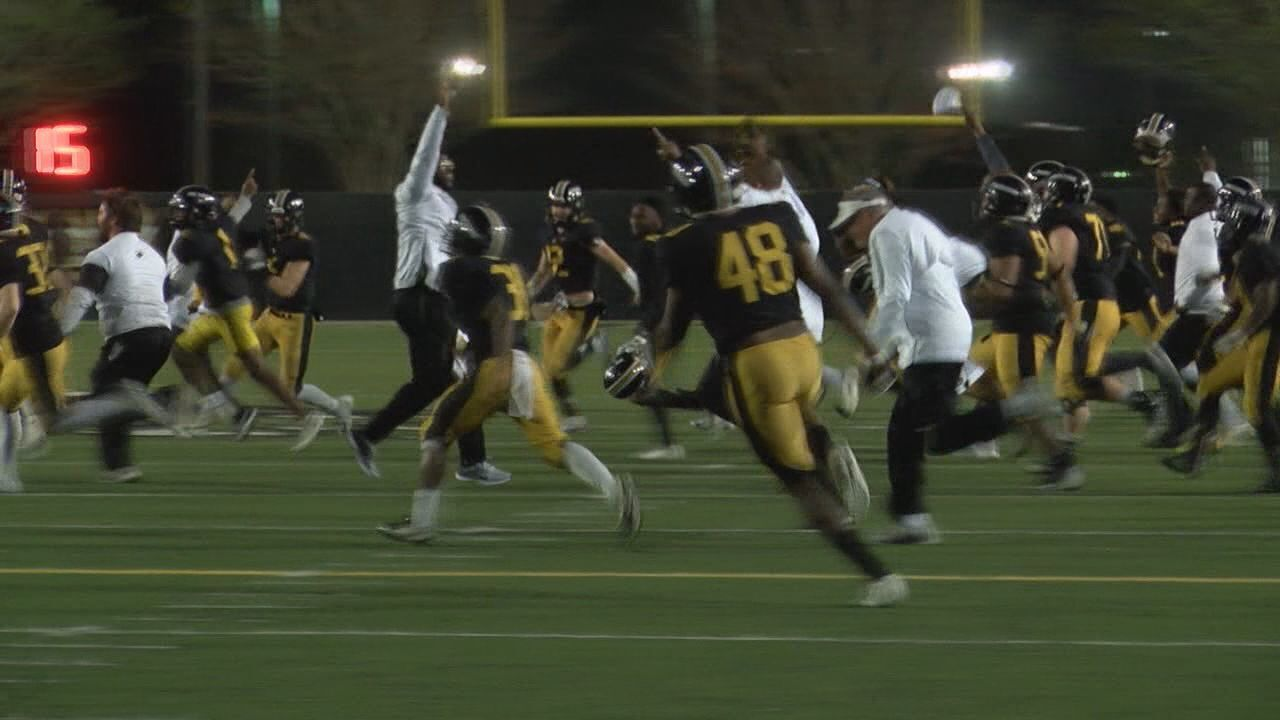 Colquitt County Ready To Avenge Last Year's Title Game Loss