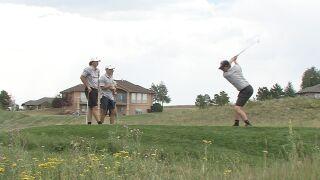 Lewis-Palmer Boys Golf