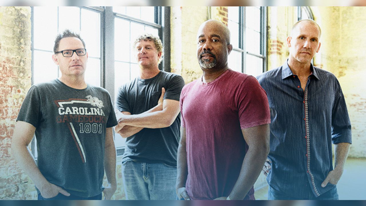 'Hootie & The Blowfish' bringing reunion tour to Tampa in 2019