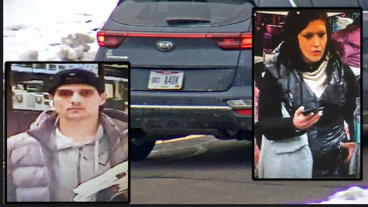 North Olmsted suspects