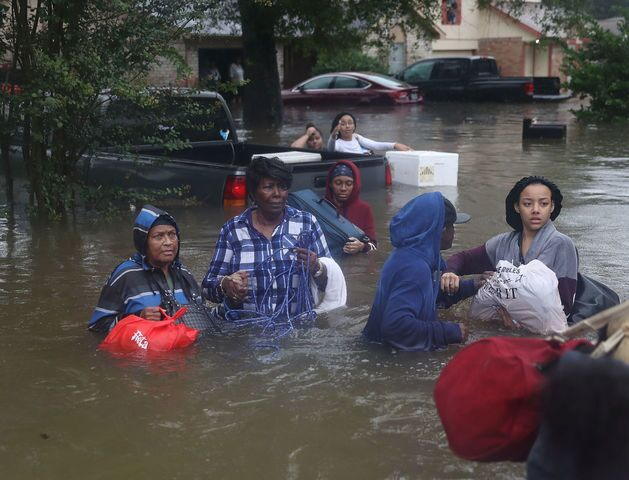 Photos: Harvey brings historic rainfall to Texas