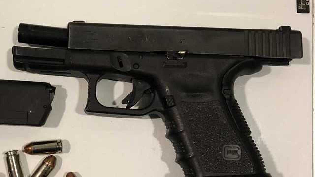 TSA finds two loaded guns in carry on's at MKE