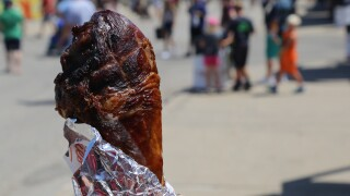 Giant Turkey Leg