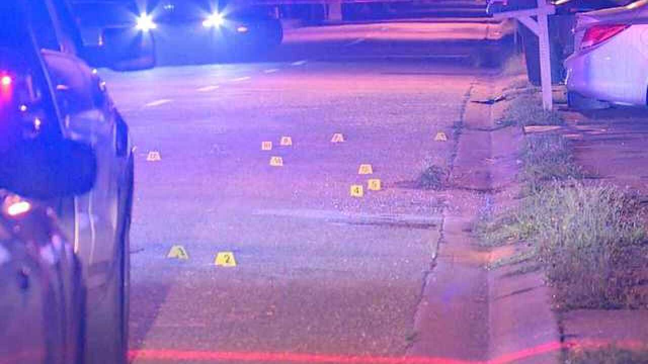 One injured in Dunbar shooting early Tuesday