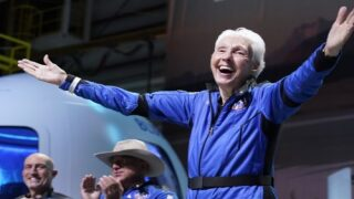 82-Year-Old Woman Who Was Denied Opportunity To Go To Space In The '60s Finally Gets Her Chance On Jeff Bezos' Spaceflight