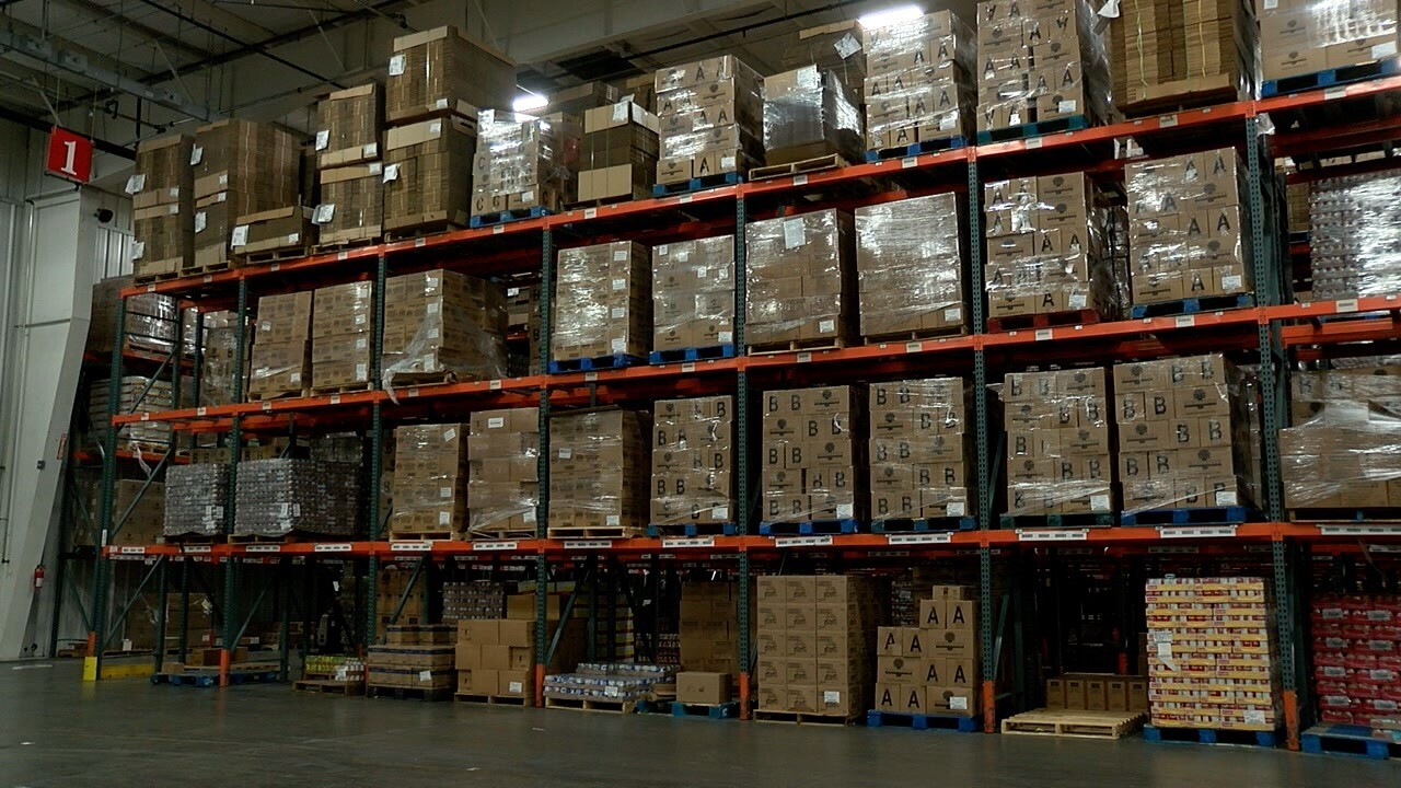 Harvesters warehouse