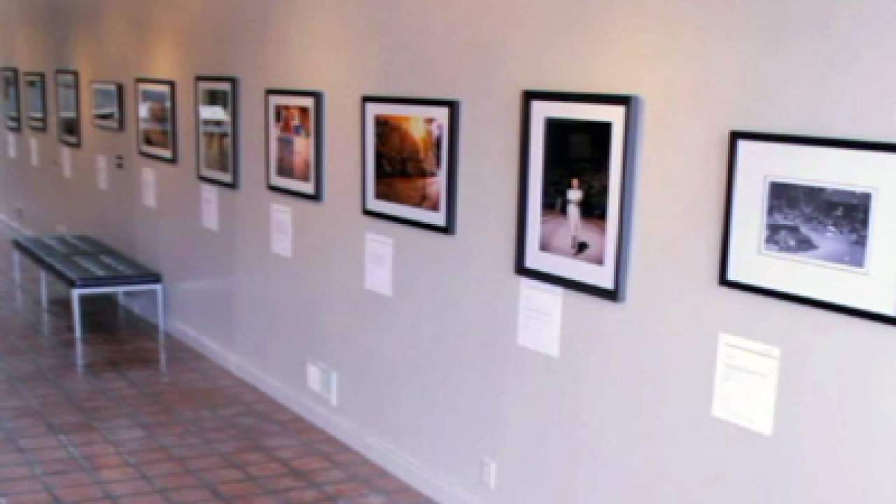 24×24 exhibit showcases first day of 2012
