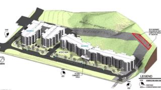 Missoula Affordable Housing Sketch