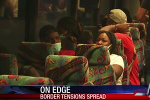 Coastal Bend agencies respond to situation with immigrants on commercial bus