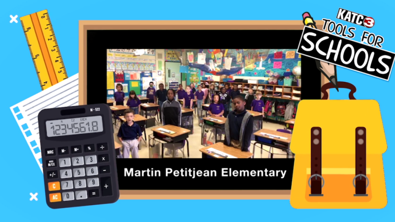 Tools for Schools - Martin Petitjean Elementary 4-5-2021.png