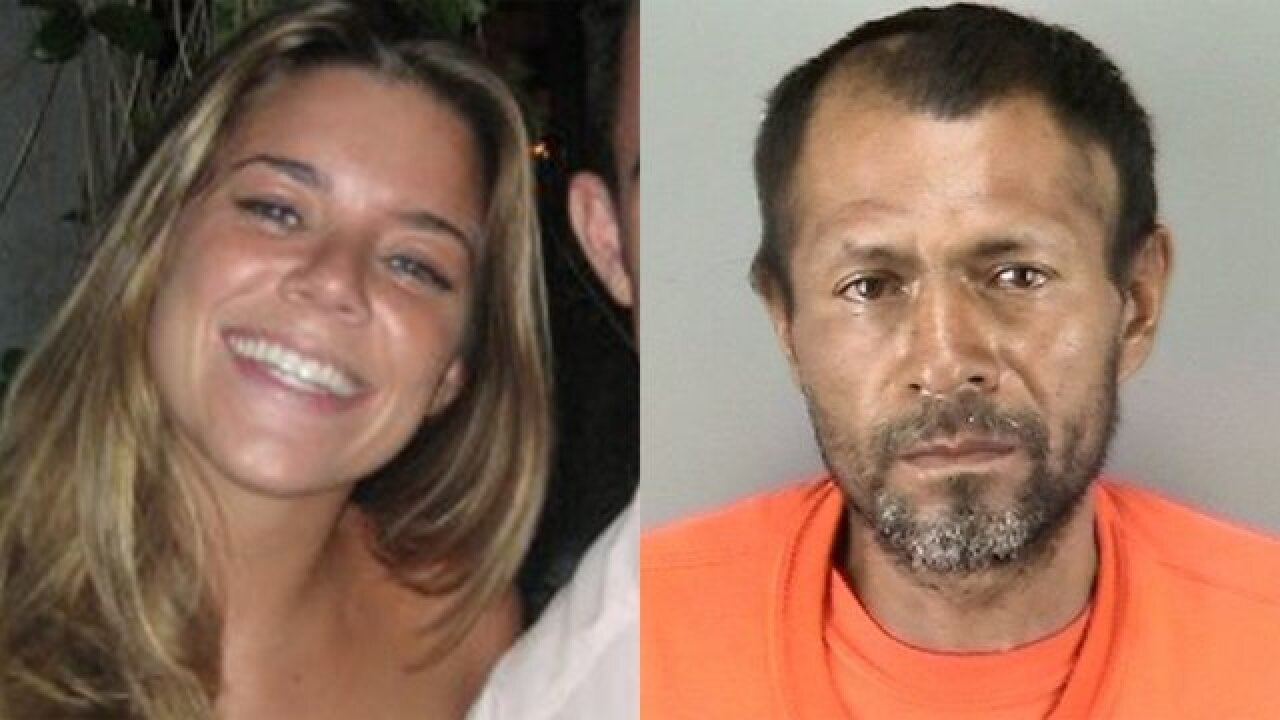 Undocumented immigrant found not guilty in Kate Steinle murder trial
