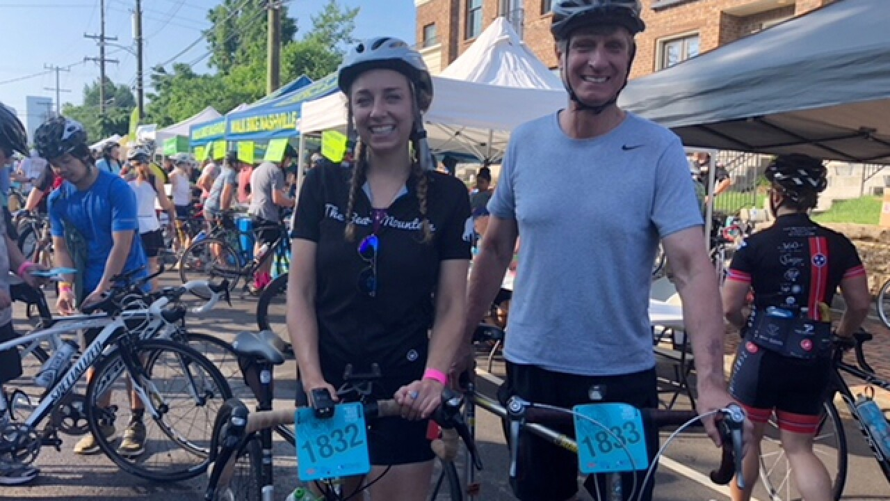 Cyclists Take Over Nashville For The 14th Annual Tour De Nash