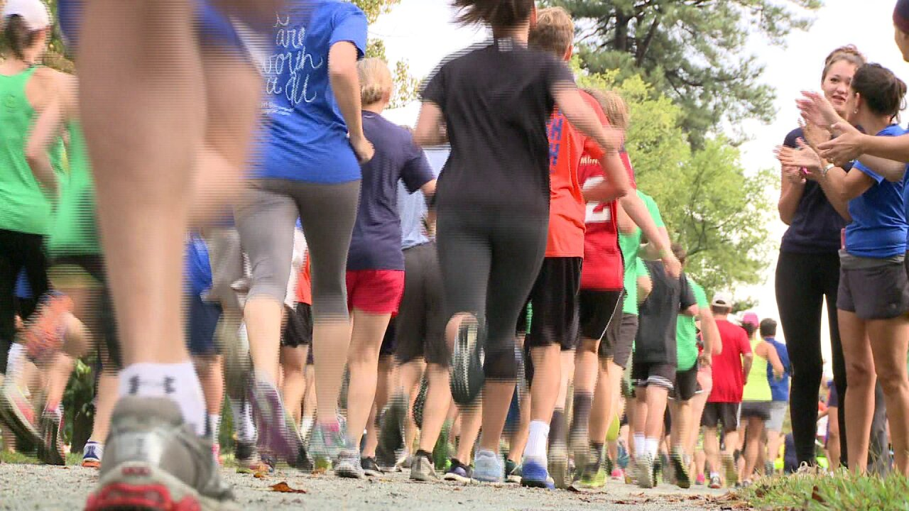 Second annual Speak Up 5K raises awareness about teen depression,anxiety