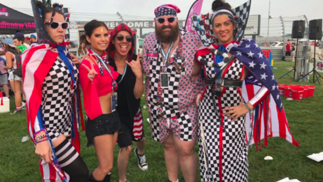 101st Indianapolis 500: See photos of the people, activities and more