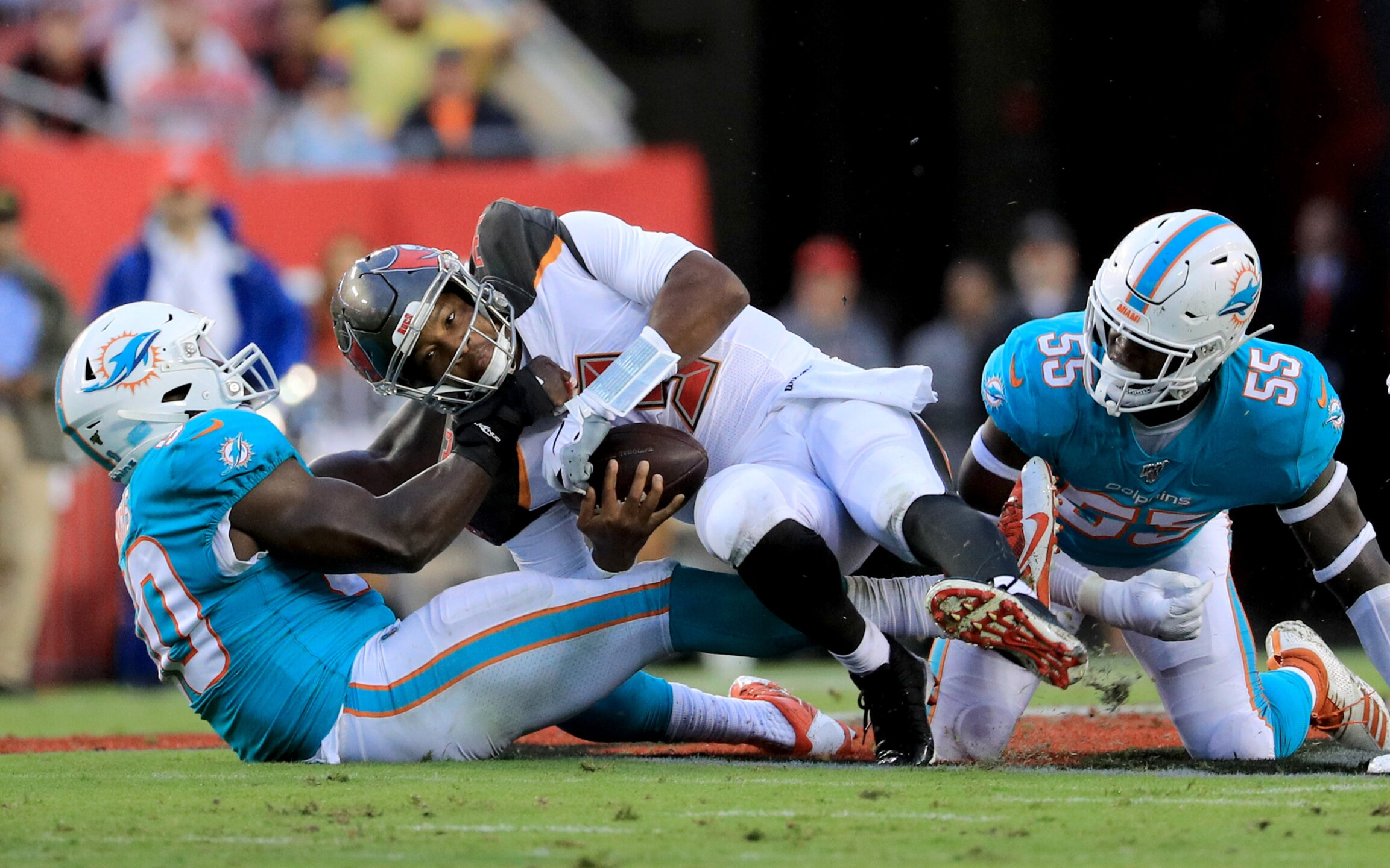Miami Dolphins v Tampa Bay Buccaneers