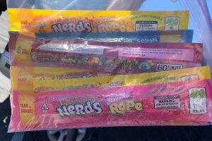 Girl hospitalized after eating THC-infused candy from food bank; 63 other families also received