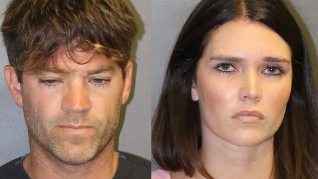 Grant William Robicheaux: Reality show doctor, woman charged with California drug rapes