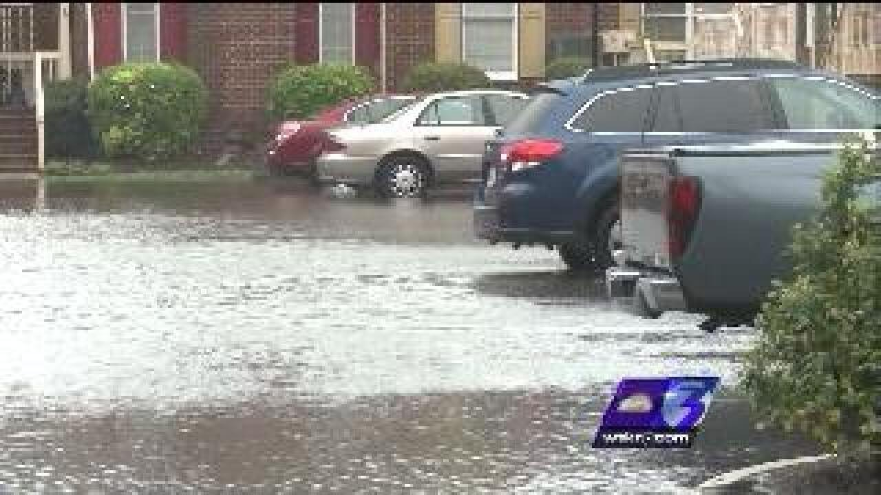Team Coverage: More rain and flooding in Portsmouth