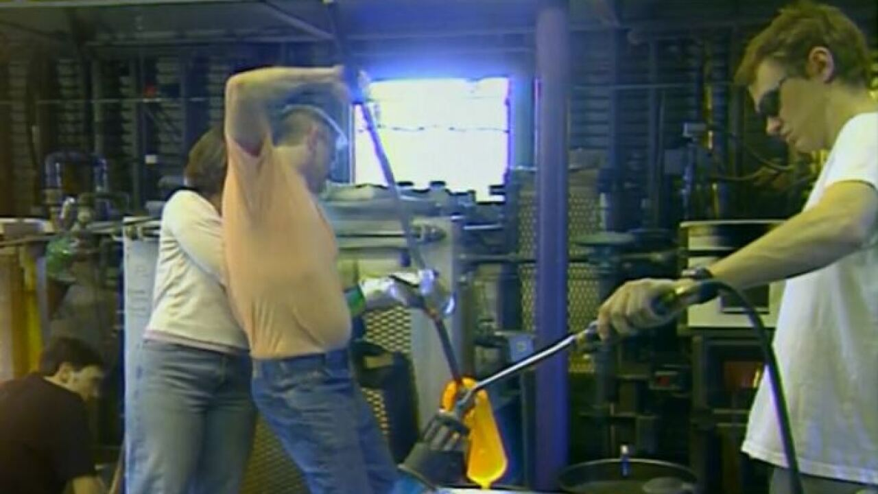 centre college glass blowing program.JPG